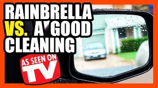 RainBrella Review- Windshield Magic? | EpicReviewGuys CC