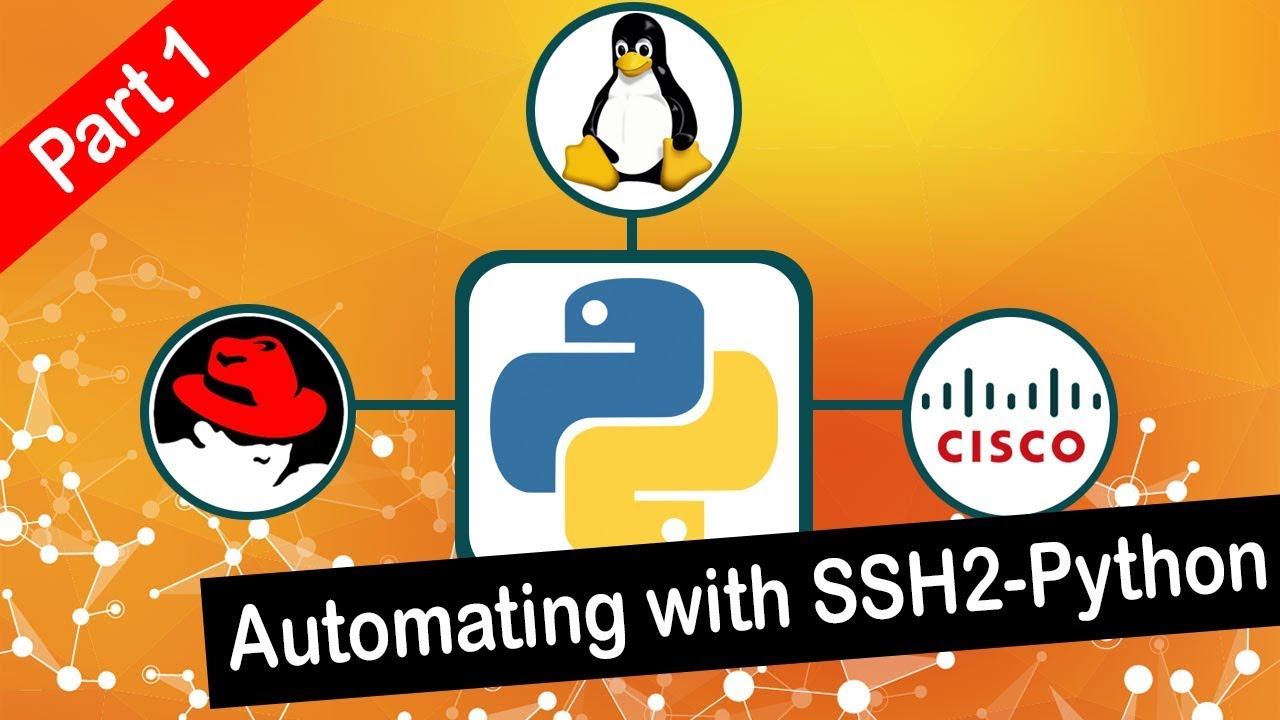 SSH2-Python - Part 1 - Remotely executing a command to Linux and Cisco  devices