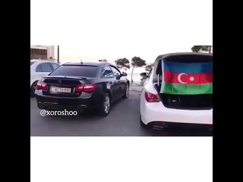 WhatsApp status AZERBAYCAN bayragi