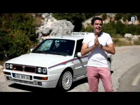 Essai Lancia Delta Integrale Martini 6