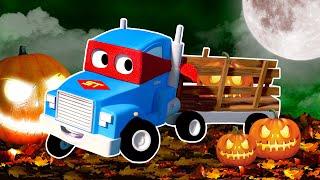 Jemand hat Suzies KÜRBISSE gestohlen! 💀 🎃 Halloween in Car City 👻 Cartoons für Kinder