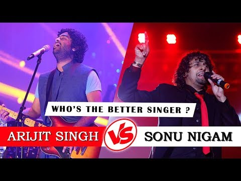 9 Factors: Who's The Better Singer? | Arijit Singh VS Sonu Nigam