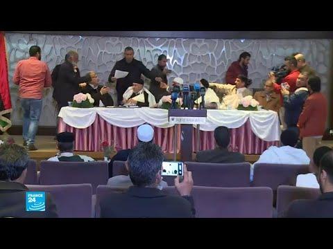 فصائل ليبية مسلحة توقع هدنة لوقف الاقتتال في محيط طرابلس  - نشر قبل 4 ساعة
