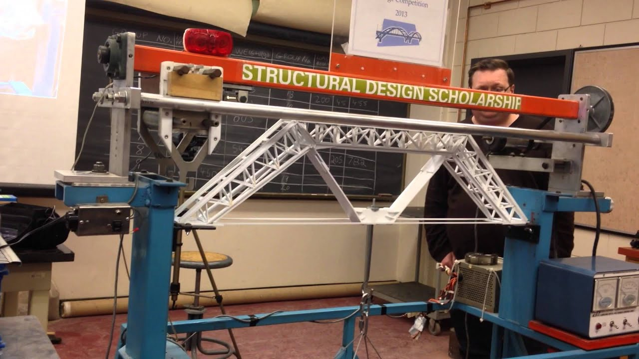 Enci 461 Bridge Design Project 2013 Youtube Grieteeeprojects11 Control Of Electrical Appliances Using Remote