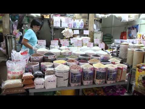 Saigon Ben Thanh Market part 1