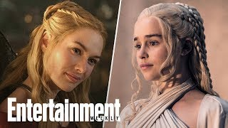Game Of Thrones Would You Rather: Why Kit Harington Wants To Kiss Walder Frey | Entertainment Weekly
