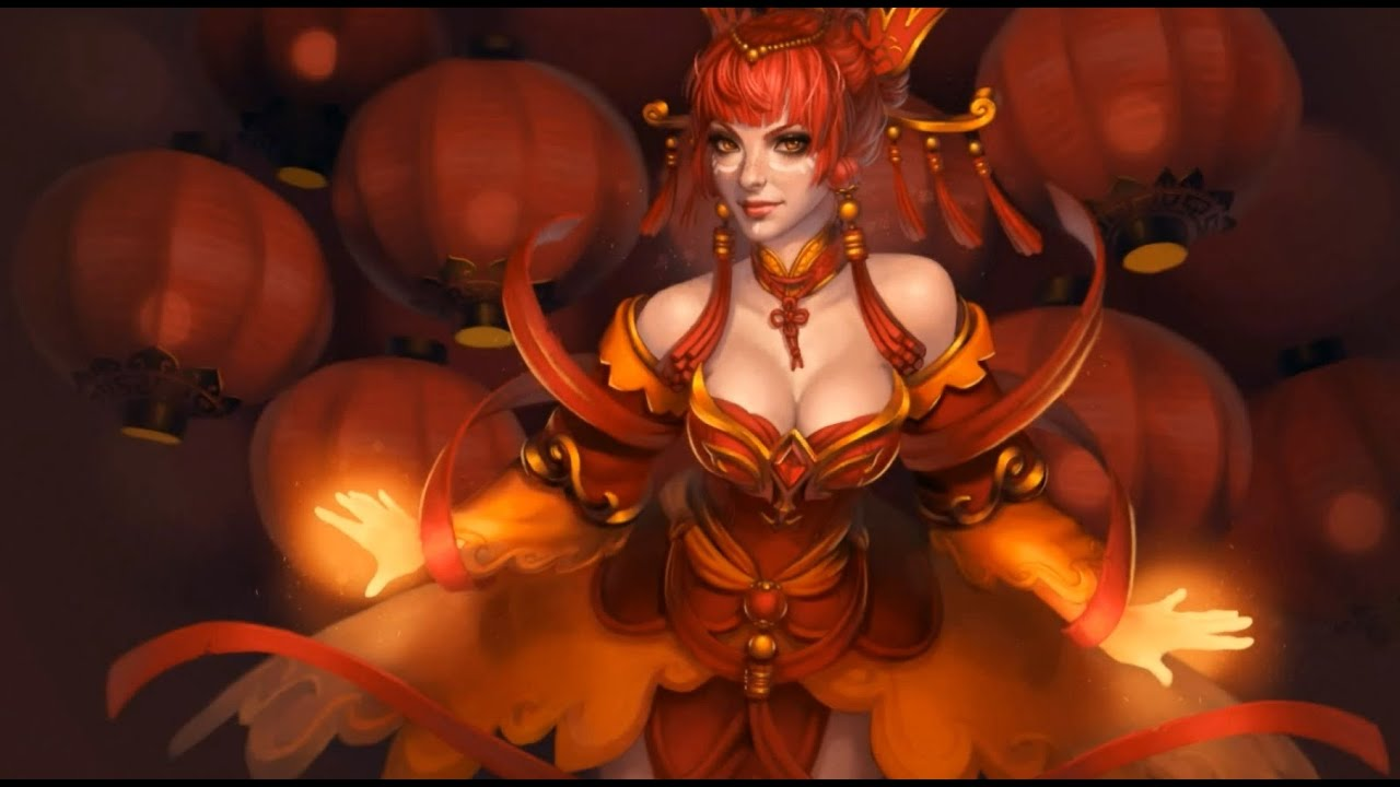 y ladies of dota 2 loading screens 1080p full hd youtube