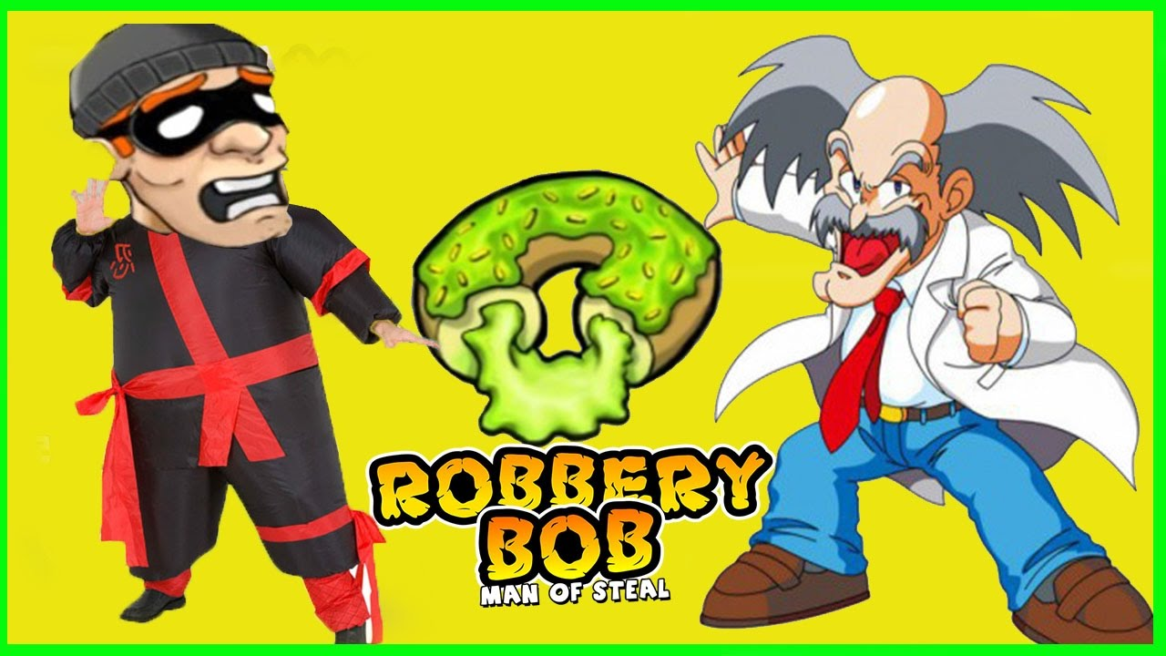 ВОРИШКА БОБ [58] Новая серия игра Robbery Bob