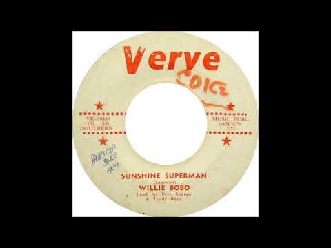 Willie Bobo - Sunshine Superman (1966)