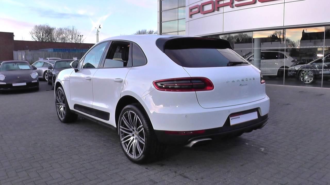 Porsche Macan 2 0 Petrol U4555 Youtube