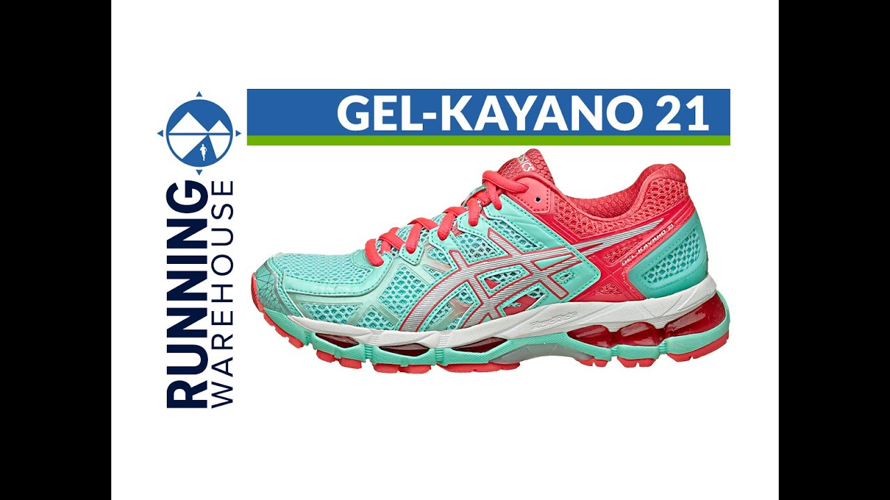 ASICS Gel Kayano 21 for women