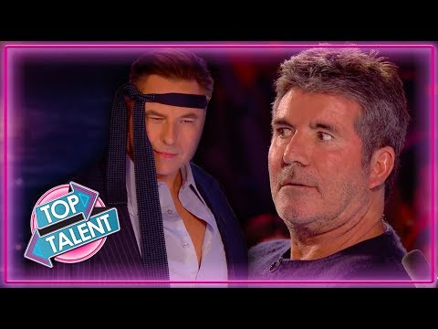 David Walliams Funny Moments On Britain's Got Talent   Top Talent