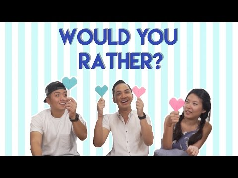 TSL Plays: Would You Rather