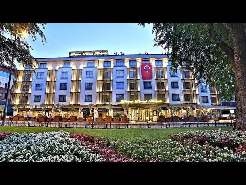 Dosso Dossi Hotels & Spa Downtown Istanbul فندق وسبا دوسو دوسي داون تاون اسطنبول 5 نجوم