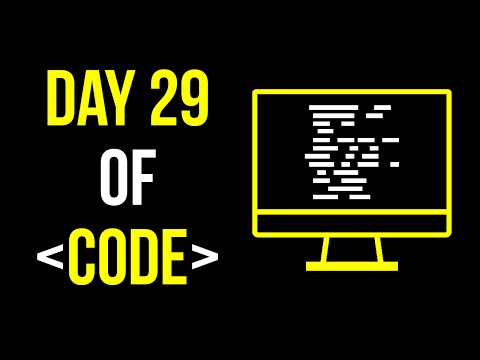 Day 29 of Code: Program in All the Languages!