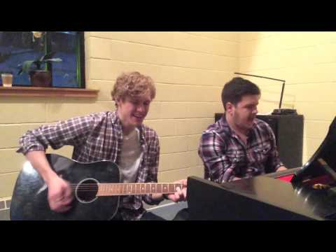 Ron Hynes  Sonny's Dream cover by Aaron Sheppard and James Daly