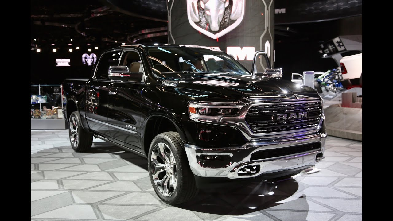 2019 RAM 1500 FIRST LOOK - YouTube