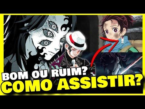 Como Assistir Kimetsu No Yaiba Dublado Ou Legendado Anime Demon