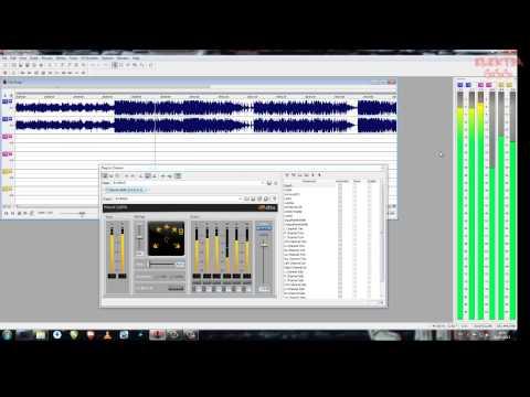 Sound Forge Pro 10 - Estereo a 5.1 Surround DTS - Parte 01