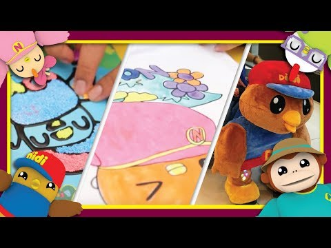 Didi & Friends | Aktiviti di Playtime with Didi & Friends by ZooMoov