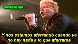 The Offspring- All I Have Left Is You- (Subitulado en Español)