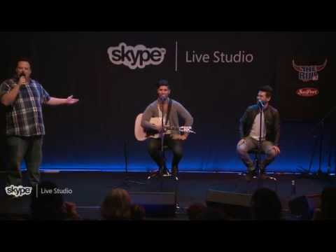 Dan and Shay - Interview (98.7 THE BULL)