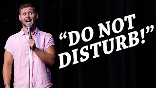 Drew Lynch Stand-Up: Why I Can't Sleep In Hotels