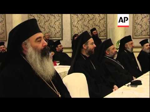 New head of Greek Orthodox Church of Antioch calls for peace and dialogue