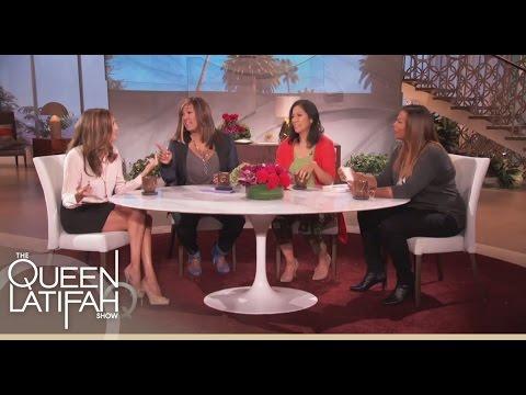 Funny Female Panel Discuss