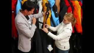 видео Мужские штаны для сноубординга, горных лыж