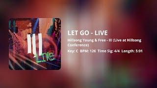 Libre Soy   Let Go (Live at Hillsong Conference)   Multitracks