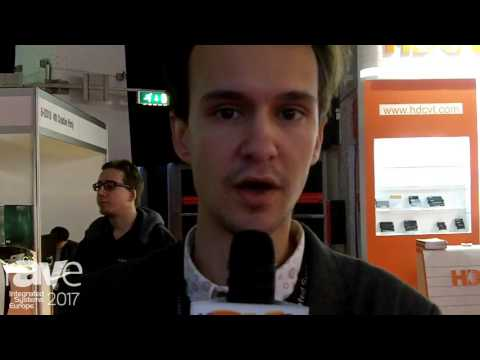 ISE 2017: Lumitrix Shows Off Projection Mapping Software Controlled by Cloud-Based Client