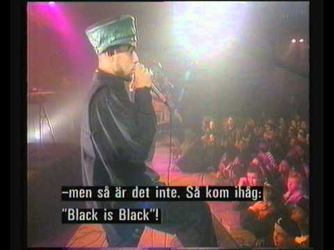 "Jungle Brothers: ""Black is Black"" & ""I'll House You"" (Live)"