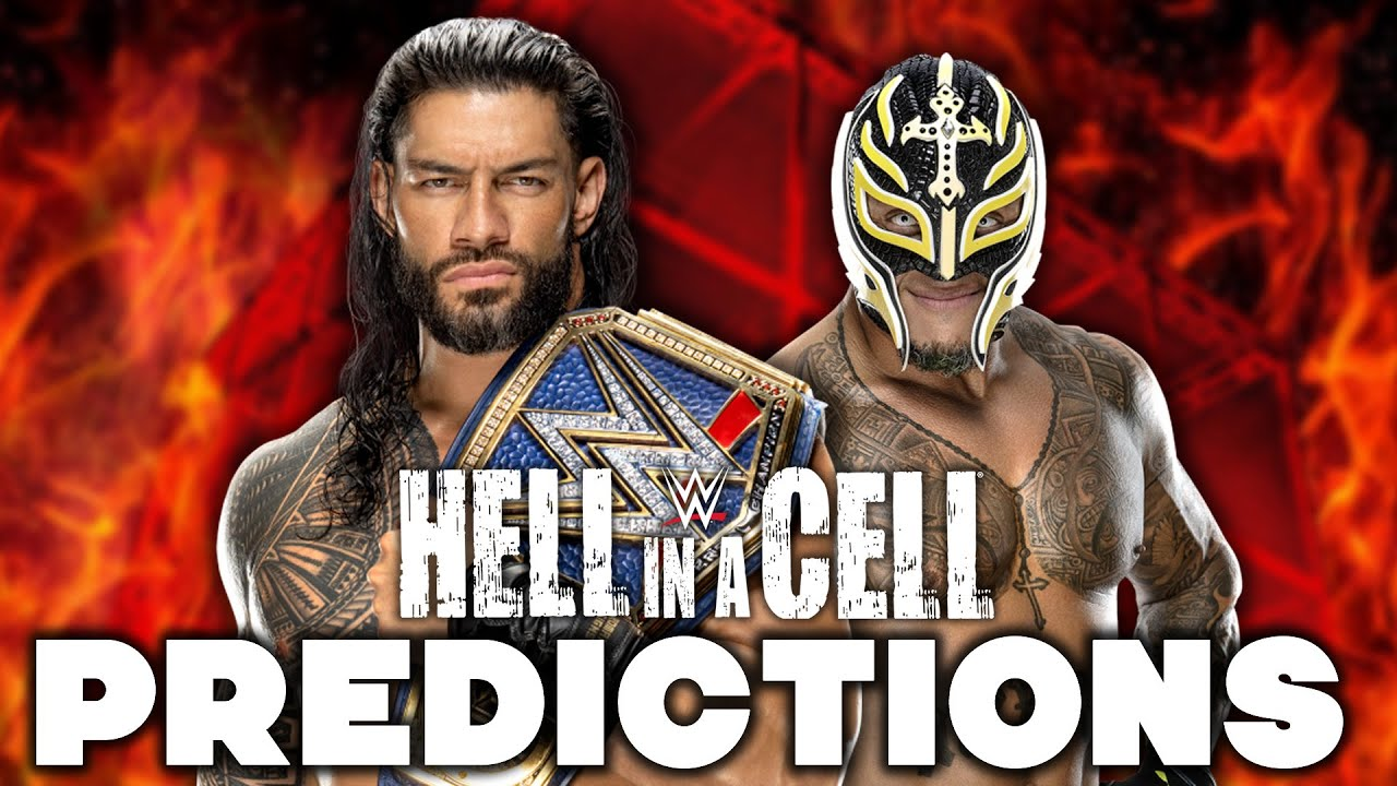WWE Hell in a Cell 2021: Results, live updates and match ratings