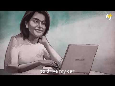 Loujain al-Hathloul tortured in prison for driving a car