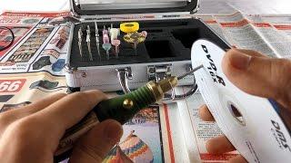 WLXY P - 800 Rotary Tool Kit - Gearbest - Mini Delme Kesme Oyma Seti