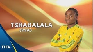 Siphiwe Tshabalala - 2010 FIFA World Cup