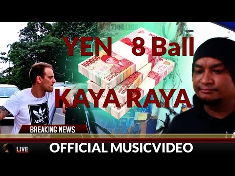 YEN X 8 BALL - Kaya Raya