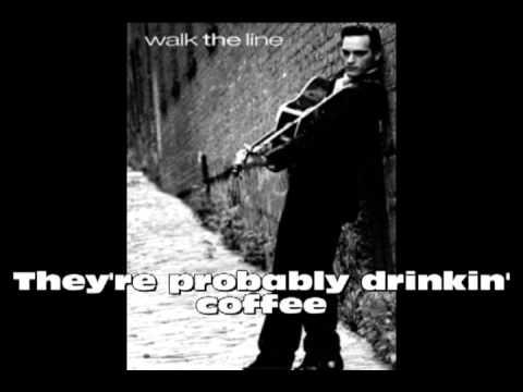 Joaquin Phoenix - Folsom Prison Blues Lyrics