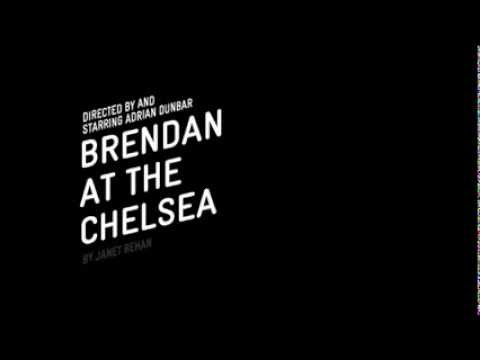 Brendan at the Chelsea at the Millennium Forum