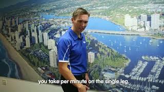 Knee pain | Brad Beer, POGO Physio