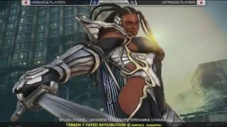 tekken 7 fated retribution Master ravens Intros and Win poses