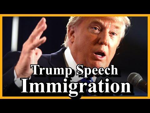 Donald Trump Immigration Speech in Phoenix, Arizona FULL EVENT HD [ MUST WATCH AMAZING SPEECH ]