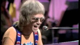 Elton John - Take Me to the Pilot(1970) Live on BBC TV - HQ