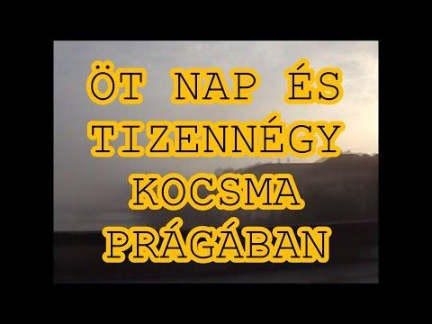 Öt nap és tizennégy kocsma Prágában