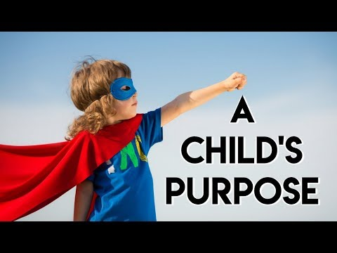 A Child's Purpose (Parenting Advice - What Parenting Is Really Meant To Teach You) - Teal Swan