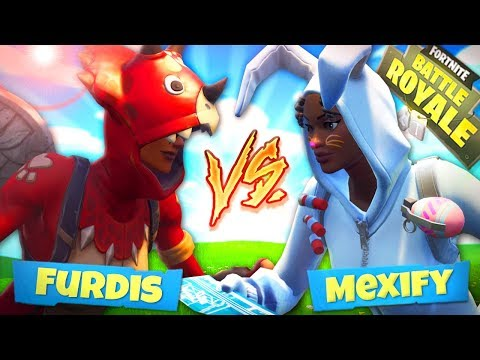 MEXIFY vs FURDIS! 🔥| Fortnite Battle Royale