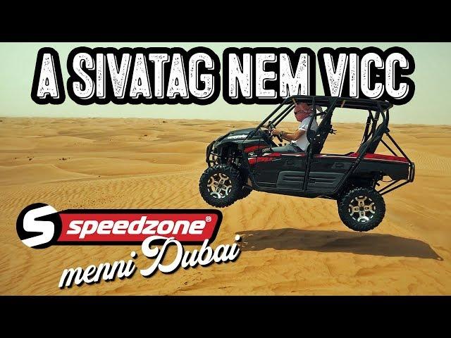A sivatag nem vicc (Speedzone menni Dubaj S05E02)