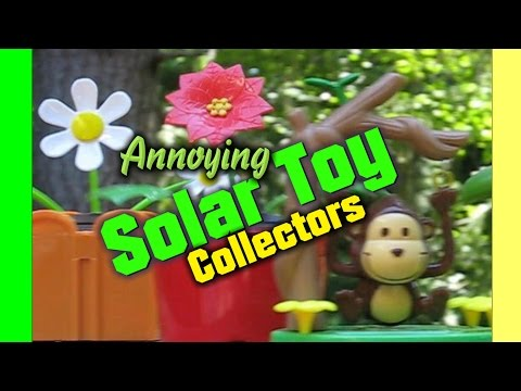 Solar Toys - Funny Moving Figures Collection - How Many Is Too Many?