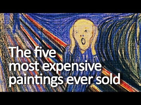 The Five Most Expensive Paintings In The World